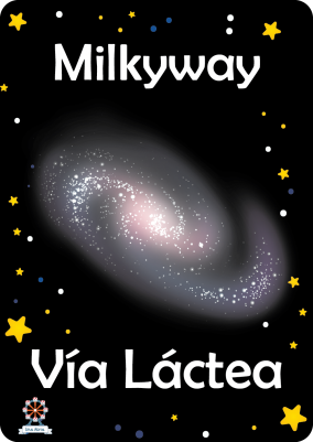 The Space 12 -Milkyway-01